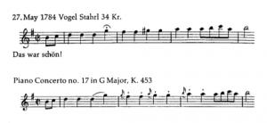 Mozart Starling 1