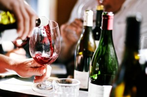 'I think the time is right for people to reconnect with their senses,' says sound artist and wine critic Jo Burzynska. Photograph: Alamy