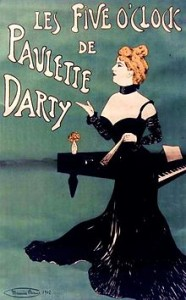 Paulette Darty by Maurice Biais,  1902.