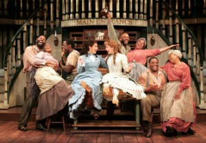 Goodspeed Musicals 2011 production. Credit: Diane Sobolewski