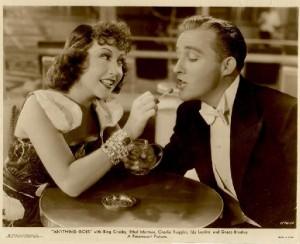 Ethel Merman and Bing Crosby in Anything Goes