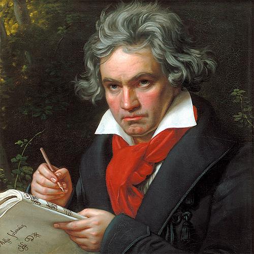 "Muses and Musings <br/>Beethoven and his ""Klärchen""<br/> Ludwig van Beethoven and Antonie Adamberger"
