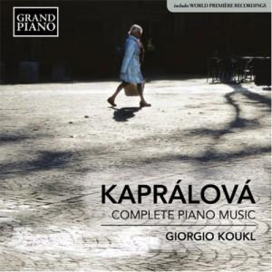 kapralova complete piano music