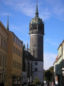 Castle Church in Wittenberg