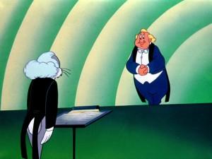 Bugs/Leopold versus Giovanni Jones, tenor