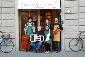 The Family shop in Florence