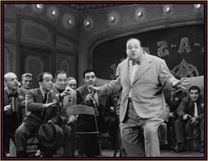 Nicely Nicely Johnson (Stubby Kay) in Guys and Dolls (1950)