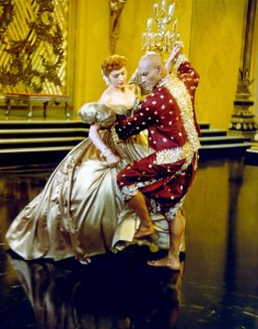 Dance scene from The King and I