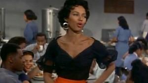 Dorothy Dandridge as Carmen Jones