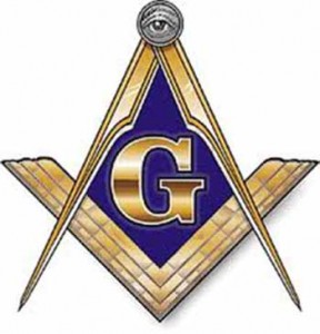 The Masonic Square and CompassesCredit:  http://www.crystalinks.com/