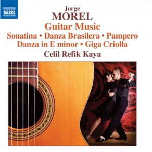 jorge morel guitar music image