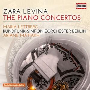 zara levina the piano concertos