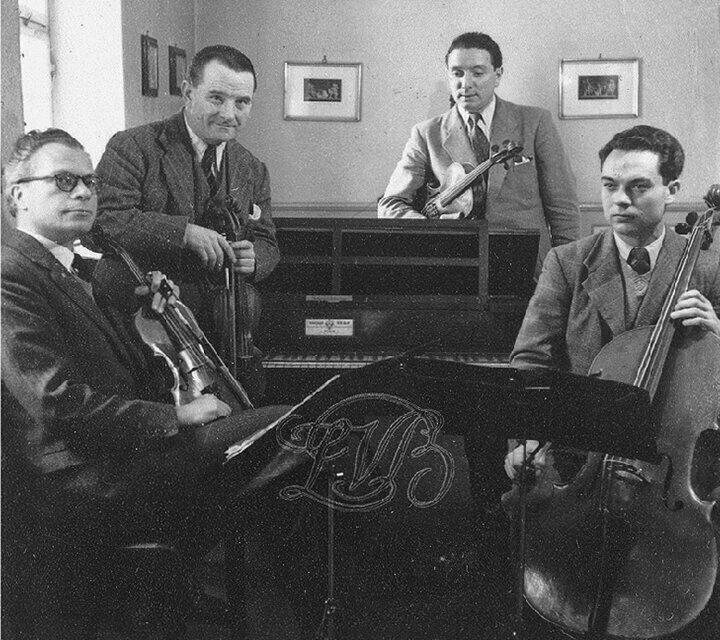 Forgotten Quartets <br/> Quatuor Calvet (1919-1939 & 1944-1950)