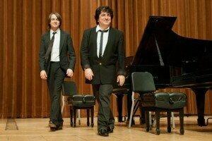 Daniil Trifonov and Sergei Babayan