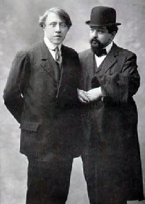 Caplet and Debussy