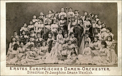 Playing Together – Women's Orchestras and Women in Orchestras