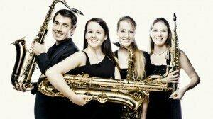 Ebonit QuartetCredit:http://ebonitquartet.com/
