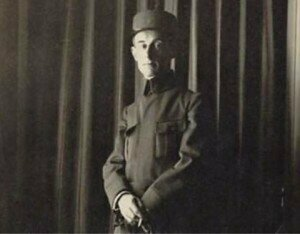 Maurice Ravel during WWI