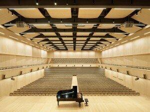 inside Tonhalle MaagCredit:  Hannes Henz