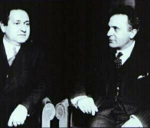Korngold and Bruno Walter