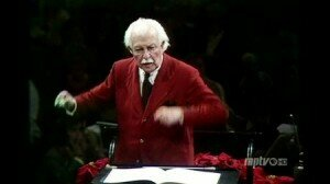Arthur Fiedler, Boston Pops Orchestra conductor