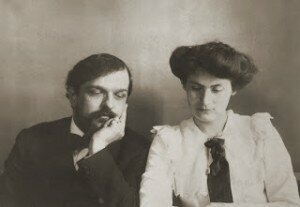 Debussy and Lilly