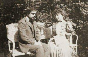 Debussy and Emma Bardac