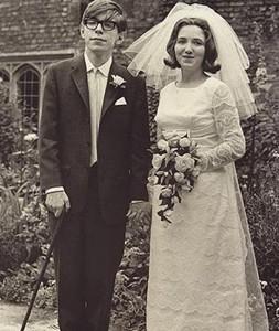 Hawking and Jane Wilde 1962