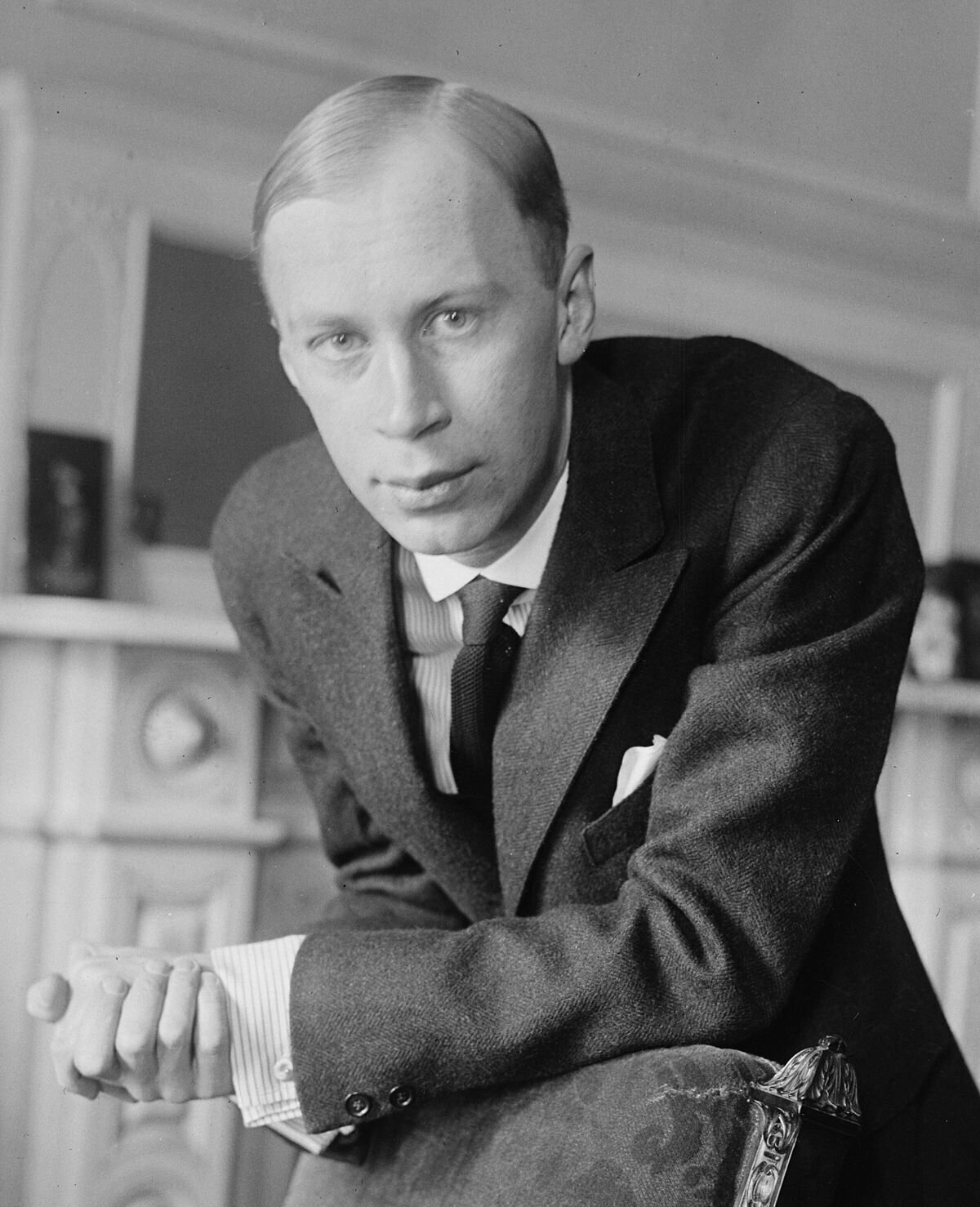 10 Things You May Not Know About Sergei Prokofiev