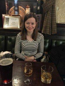 Talking programmes over whisky