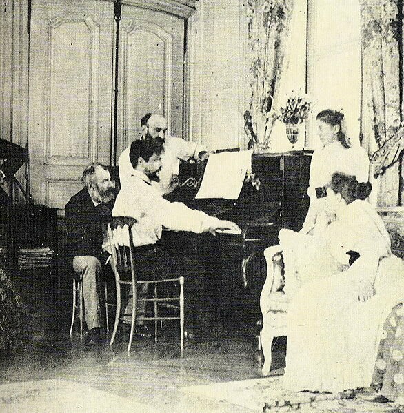 Claude Debussy <br></noscript><img class=