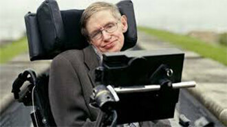 Sounding Cosmology with Stephen Hawking (1942-2018)