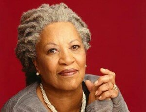 Toni Morrison, author of the text for Honey and Rue