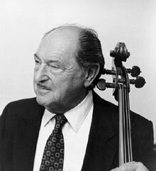 Forgotten Cellists: Bernard Greenhouse