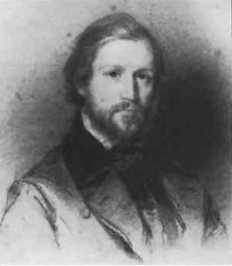 Édouard Dubufe: Charles-Valentin Alkan, ca. 1835