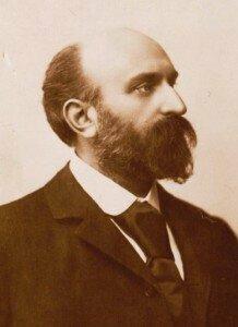 Ernest Chausson, (ca. 1897)