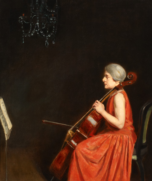 Forgotten Cellists: May Mukle