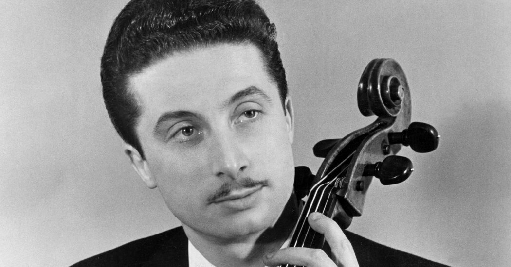 Forgotten Cellists: Laszlo Varga
