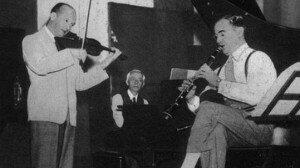 Szigeti, Bartók and Goodman