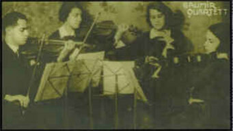 Forgotten Quartets: The Galimir String Quartet of Vienna (1927-36)