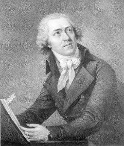 Leopold Koželuch engraving