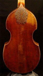 Bach of a viola da gamba