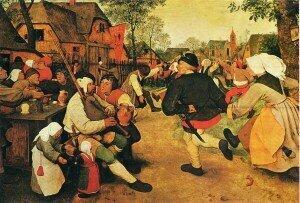 Peasant Cantata. Breugel: The Peasant Dance
