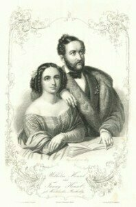 Fanny Mendelsohn and Wilhelm Hensel