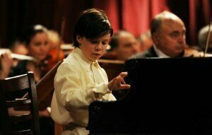 From Luc Dionne's film 'The Child Prodigy'