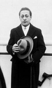 Jascha Heifetz © Wikipedia