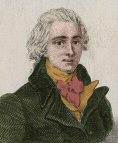 Jean-Pierre Claris de Florian, poet who wrote the lyrics to Plaisir d'amour