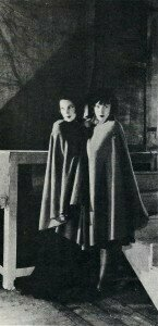 Lotte Lenya and Tilly Losch