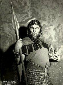 Milhaud David as Saul x