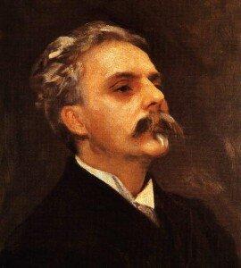 John Singer Sargent: Gabriel Fauré (1889)